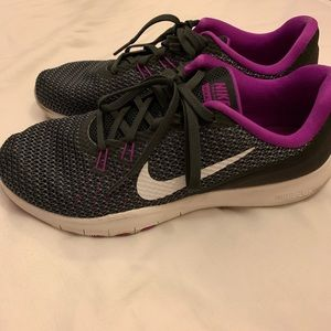 Gently used Nike trainers